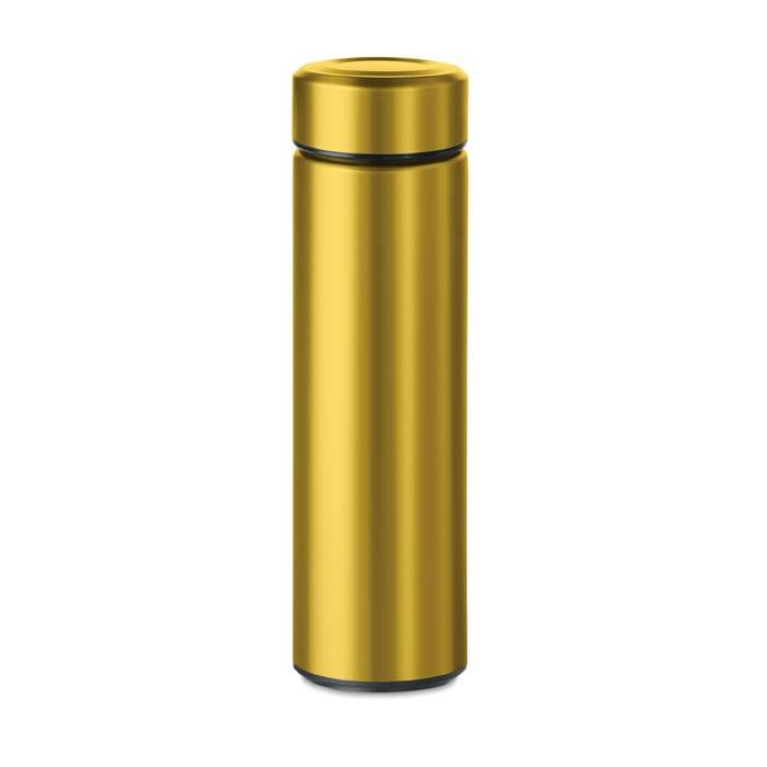 Double wall metal flask 425ml