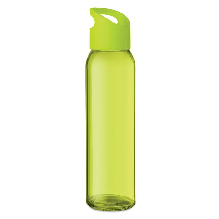 Glass bottle with PP lid 470ml