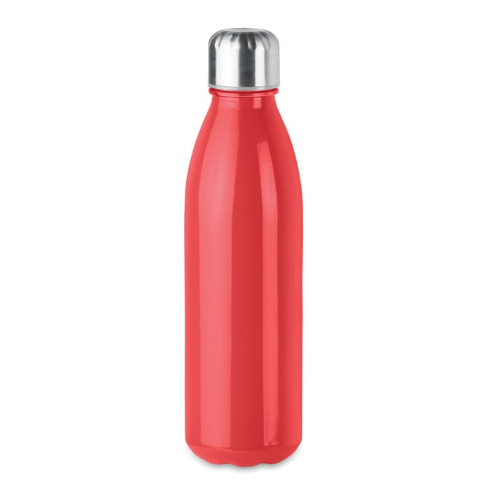 Glass bottle with metal lid 650ml