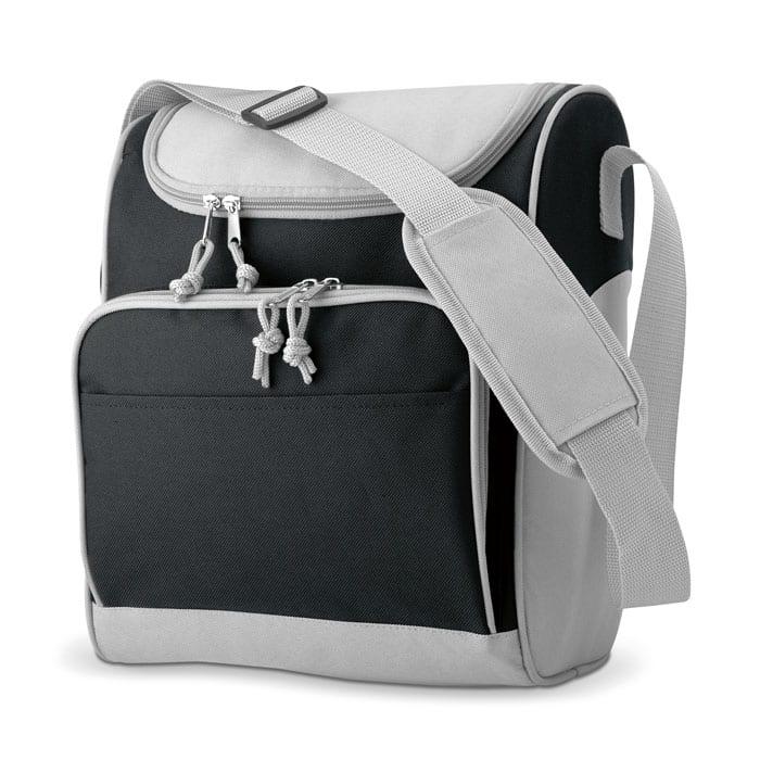 Polyester Cooler bag with front pocket