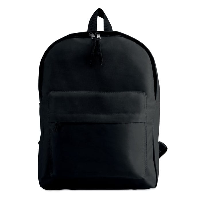 Polyester Backpack with pocket