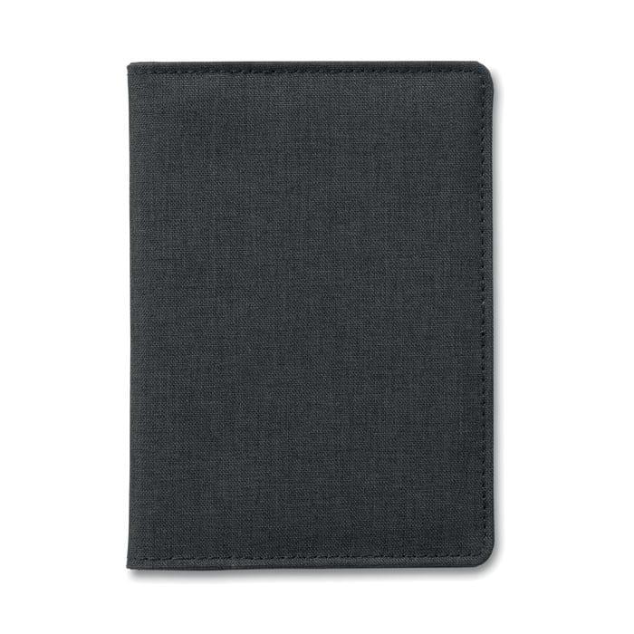 RFID blocking wallet/passport holder