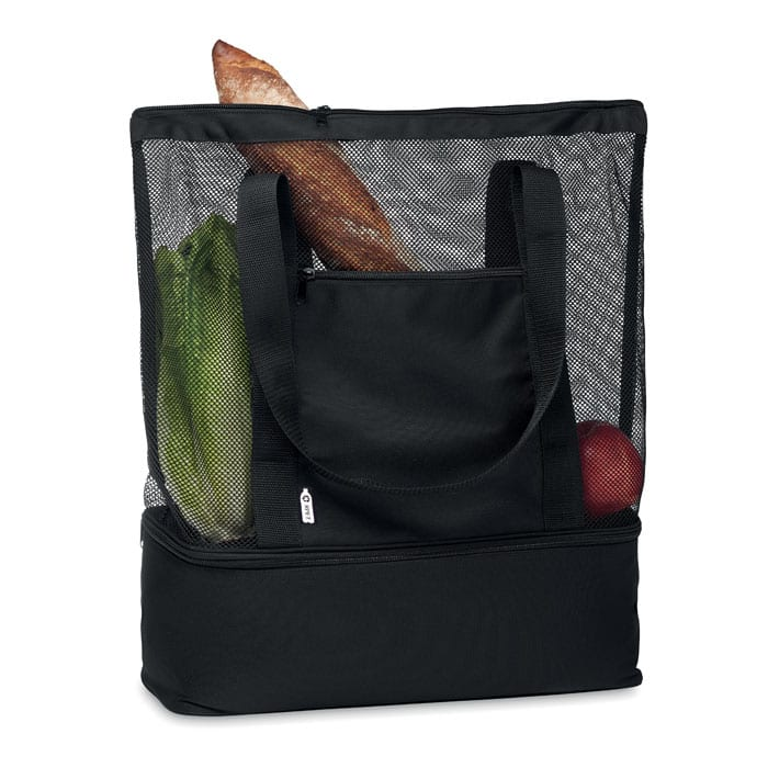 RPET Shopping bag with cooler compartment
