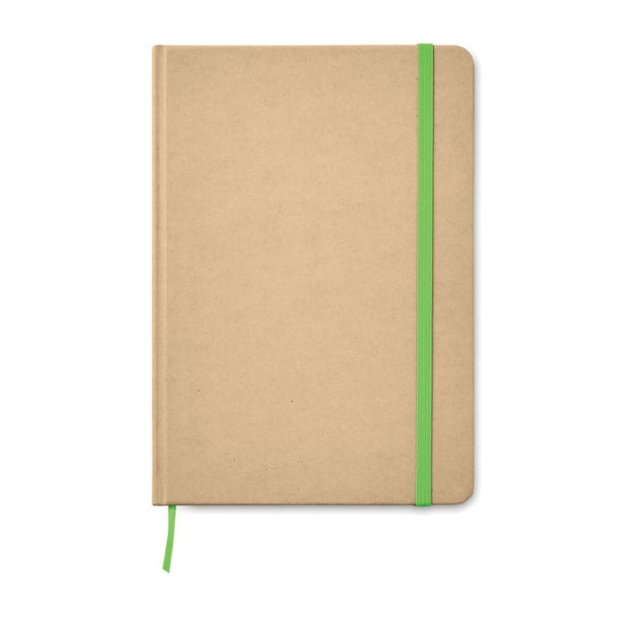 Recycled A5 Lined Notebook