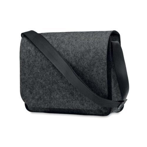 Recycled PET felt laptop bag