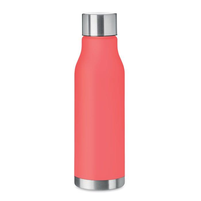 red Drinking bottle in RPET