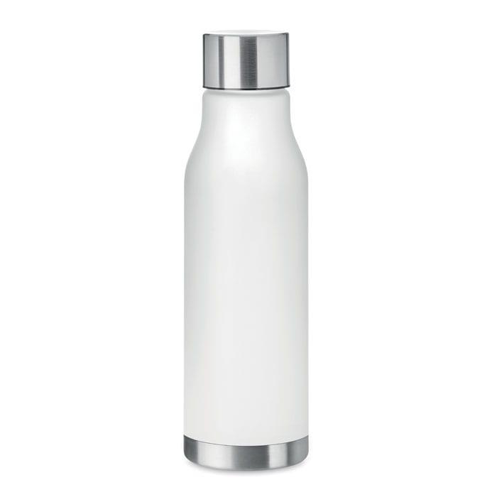 white Drinking bottle in RPET