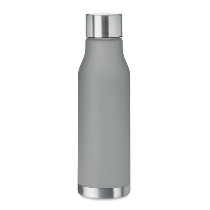 silver Drinking bottle in RPET