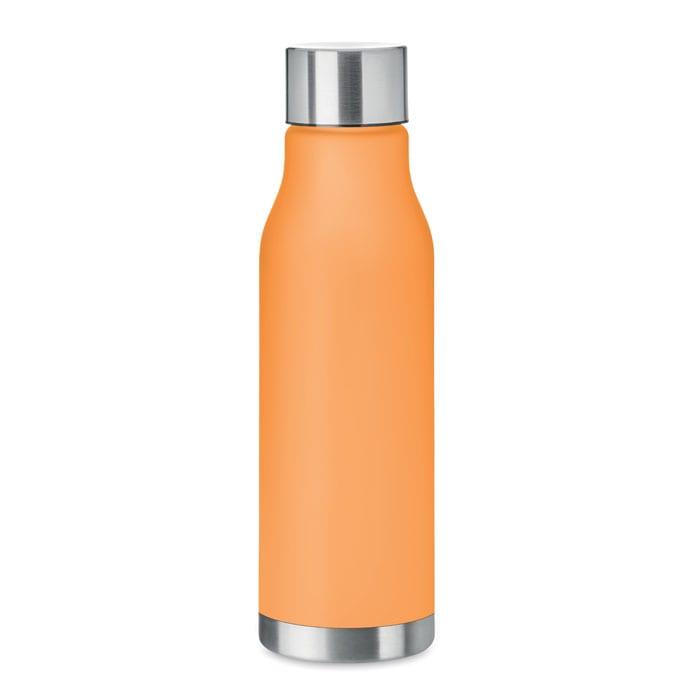 orange Drinking bottle in RPET