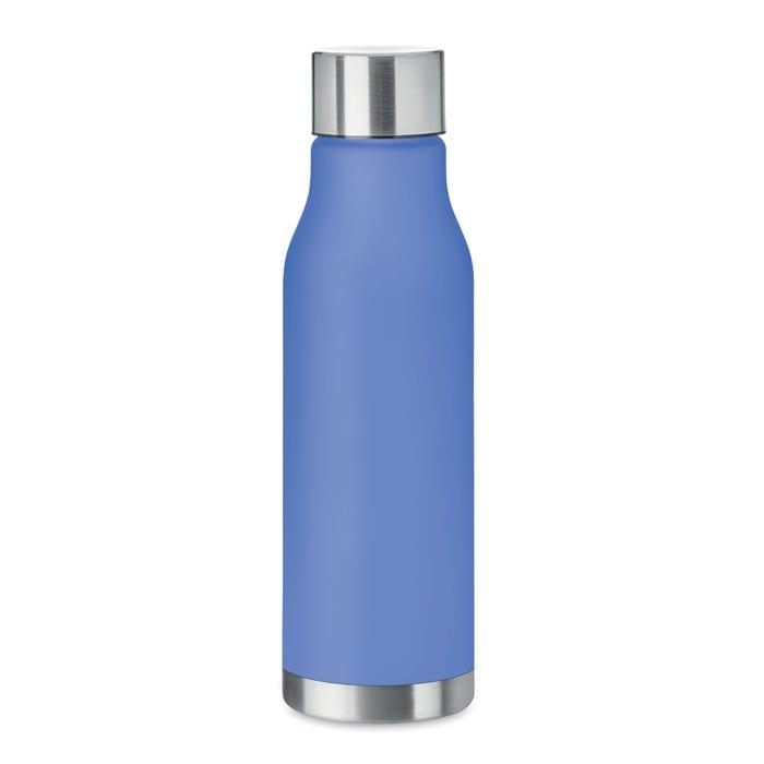 blue Drinking bottle in RPET
