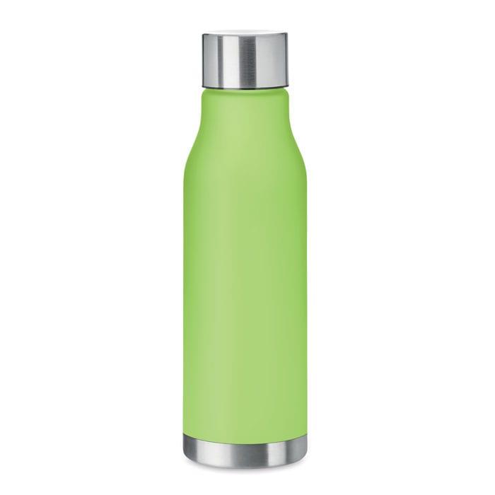 green Drinking bottle in RPET