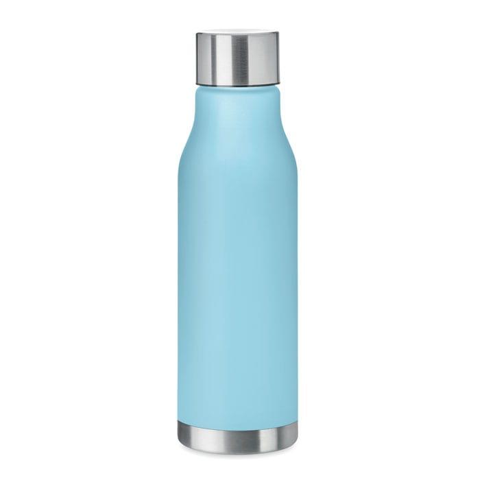 lught blue Drinking bottle in RPET