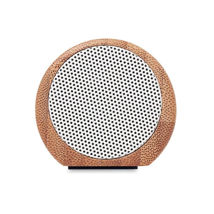 Bamboo Wireless stereo speaker