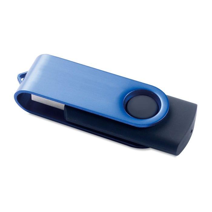 Colourful metallic USB Flash Drive