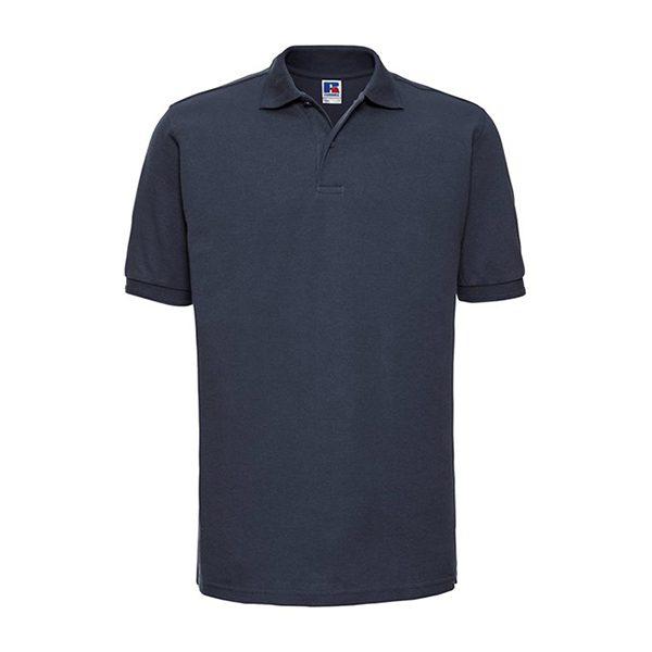 Hard-wearing 60C wash polo