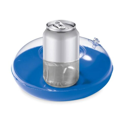 Inflatable can holder