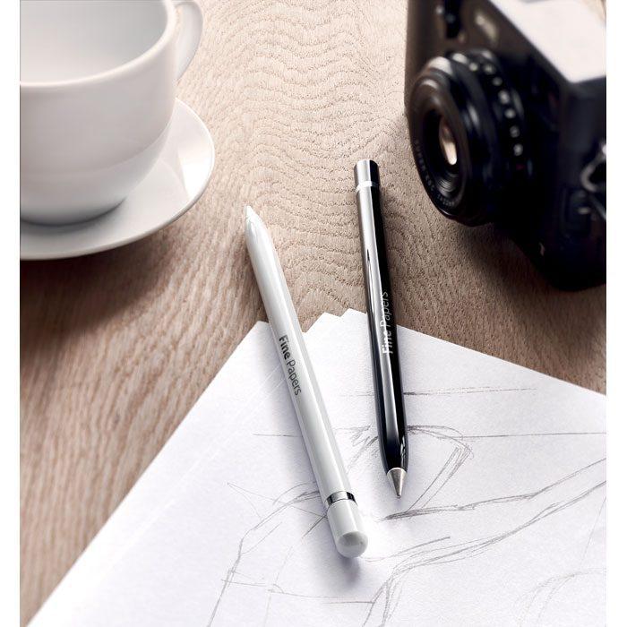 Long lasting aluminium inkless pen