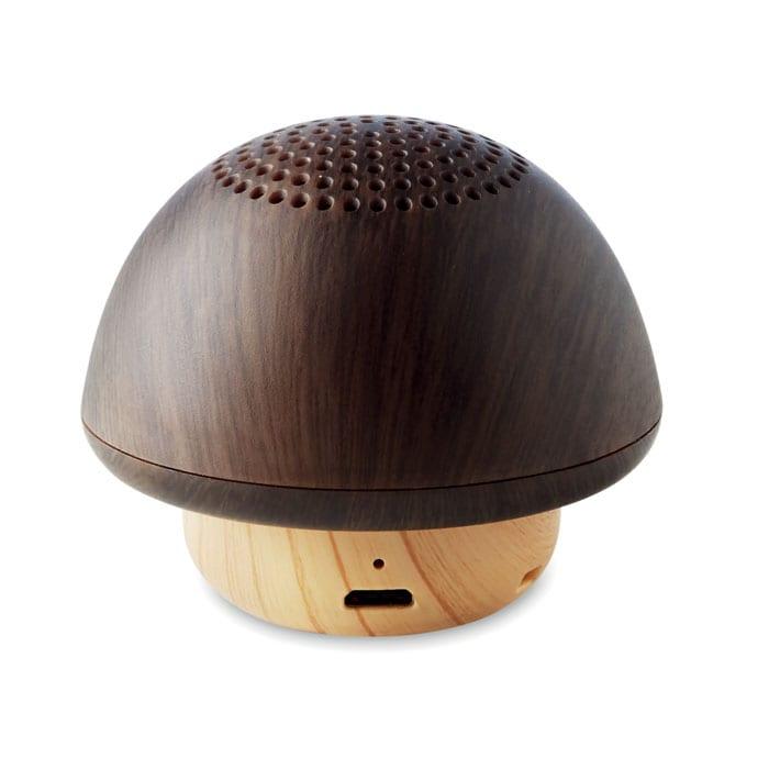 Mushroom wireless speaker in ABS