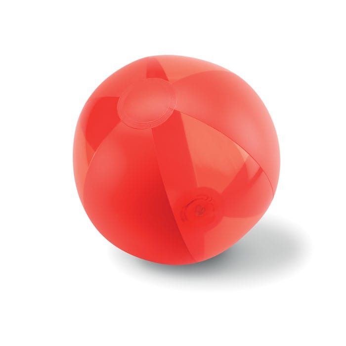 Transparent Inflatable beach ball