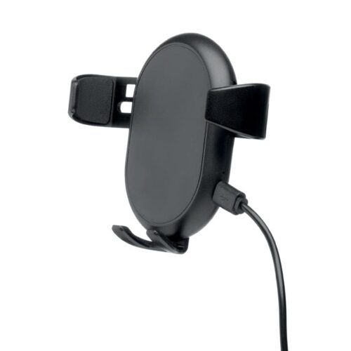 Wireless phone charging car mount