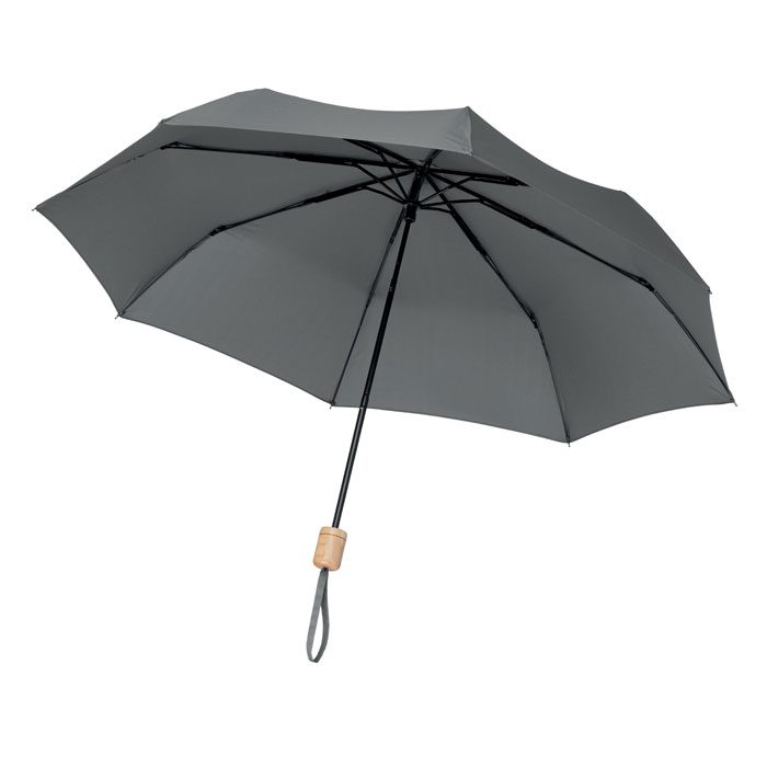 Foldable 21 inch storm RPET umbrella